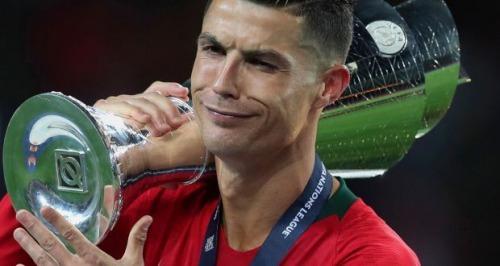 Ronaldo wins Nations league