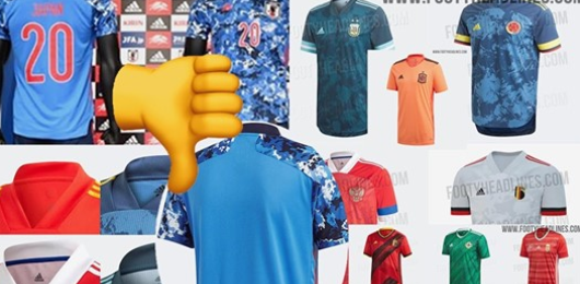 5 Reasons That Make Adidas 2020 Kits Bad
