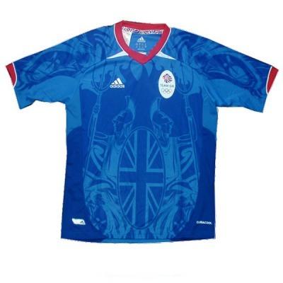 Team Great Britain adidas London Olympics 2012 Commemorative Jersey