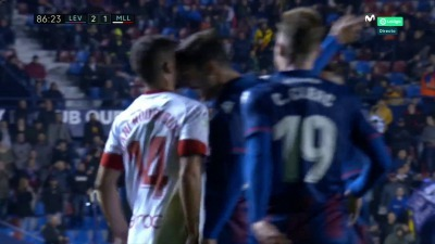 Its not football Its something else Levante 2-1 Mallorca