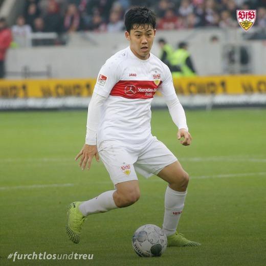 Endo Wataru vs Karlsruher ManoftheMatch