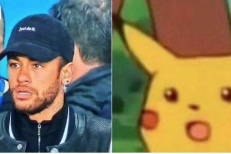 neymar pikachu