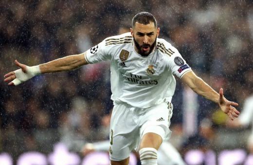 Real Madrid 2-0 PSG - Karim Benzema goals