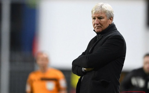 Sint-Truidense have officially sacked manager Marc Brys