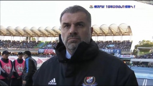 If Ange Postecoglou avoids a four-goal loss next week, hell become the first Aussie to win the J-League