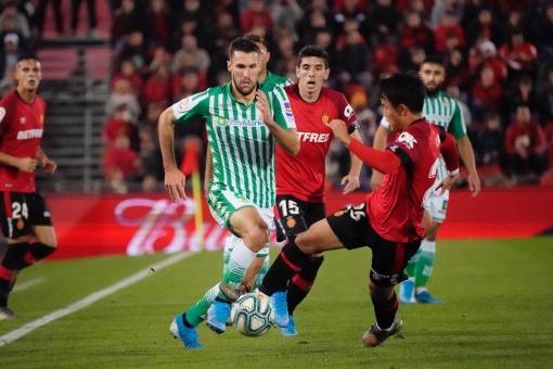 Kubo takefusa Mallorca 1-2 Real Betis