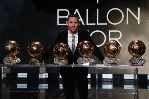 Lionel Messi is the 2019 Ballon dOr winner