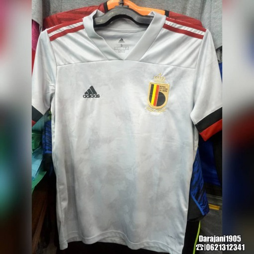 Belgium Euro 2020 Away Kit Leaked