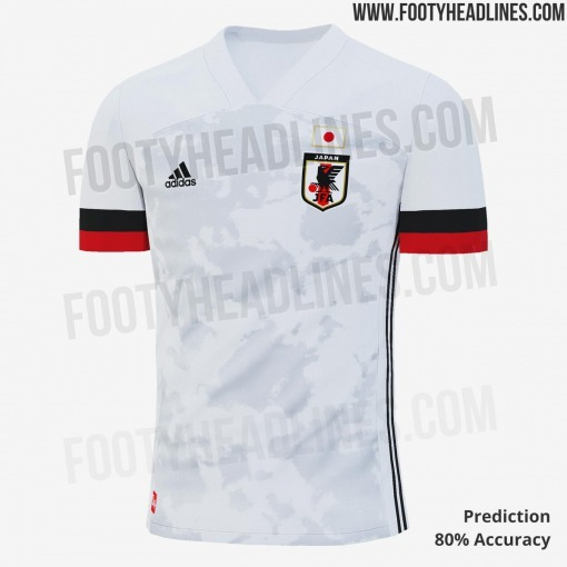 Japan 2020 Away Kit Leaked