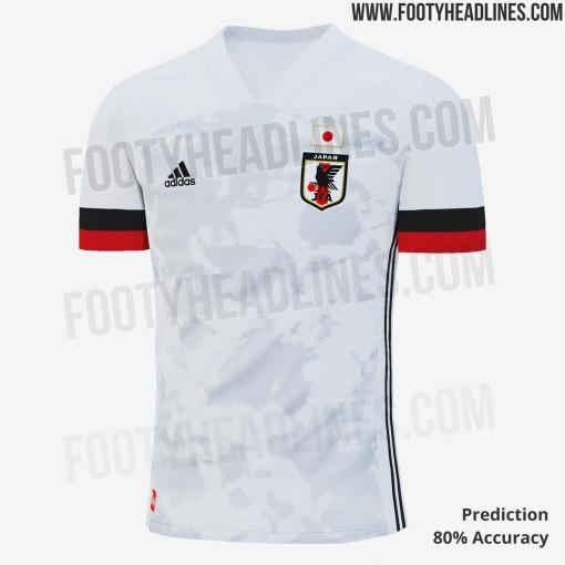 Japan 2020 Away Kit Leaked