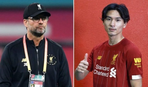 Jurgen Klopp explains worry he has about new Liverpool signing Takumi Minamino