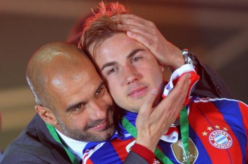 Götze to Bayern