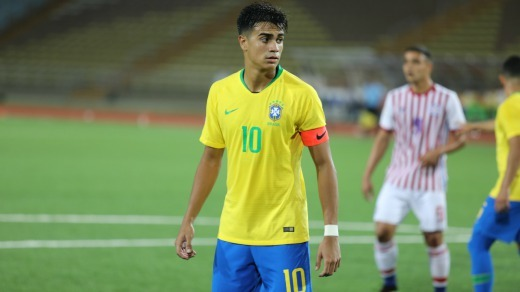 Real Madrid is very close to signing Brazilian wonderkid Reinier Jesus