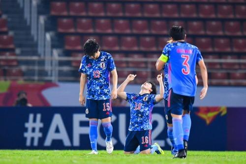 syria 1_1 japan Soma goal AFCU23