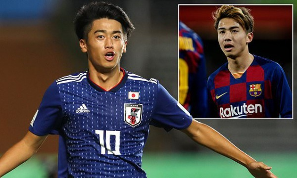 Barcelona wants to sign Jun Nishikawa, who currently plays for Cerezo Osaka