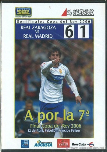 Zaragoza 6_1 Real Madrid