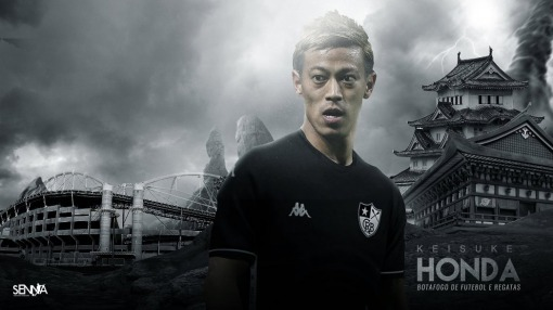 Honda asks for bullet proof vehicle to sign with Botafogo from Rio