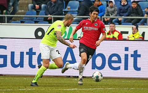 Haraguchi third goals 2020