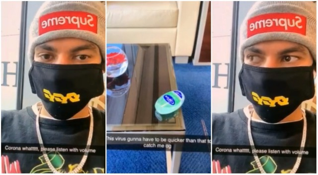 Dele Alli accused of filming racist video mocking Asian man and deadly coronavirus