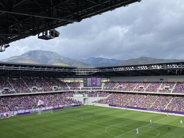 Kyoto Sanga, Sanga Stadium