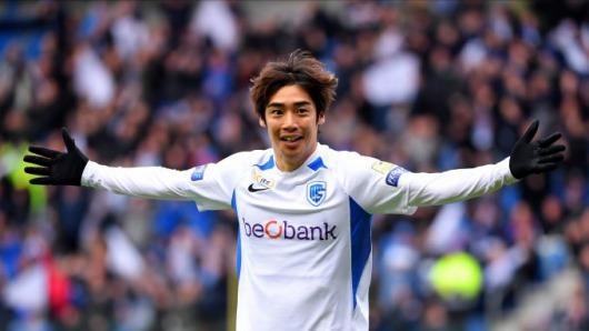 Genk 1-2 Club Brugge - Junya Ito goal