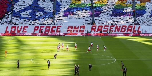 RB Leipzig is sorry about racial profiling of Japanese guest in the stadium during the match vs Leverkusen