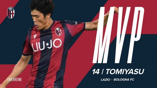 Tomiyasu goal disallowed for VAR MVP against LAZIO