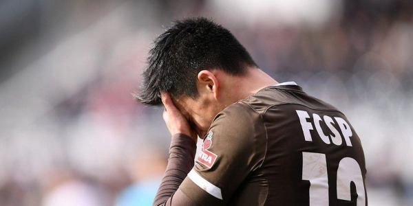 Miyaichi makes another assist for St Pauli