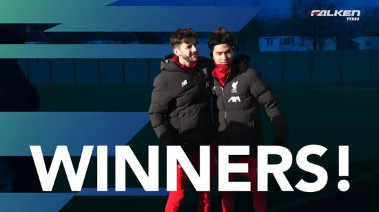Lallana and Minamino winner