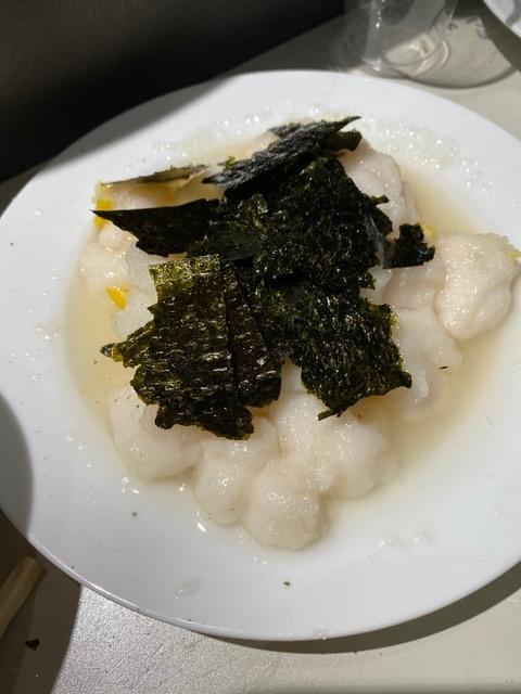 海苔醤油もち