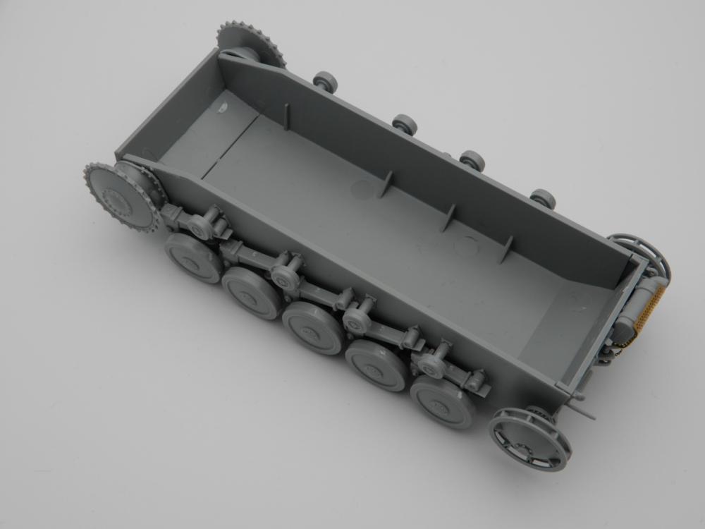 マーダーⅡ 車体リアパネル