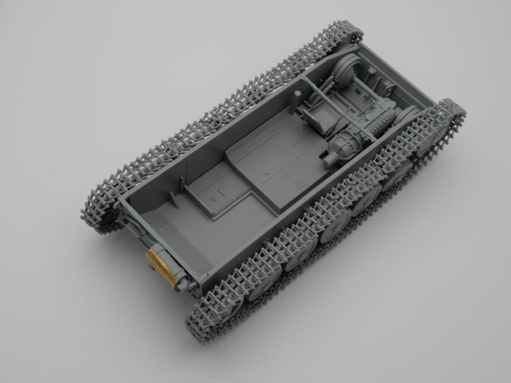 マーダーⅡ 車体下部