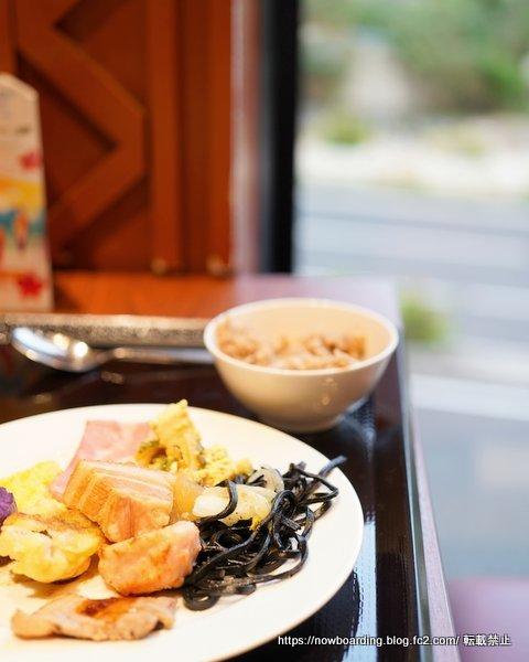 ホテル ロコア ナハ 那覇のホテル 朝食