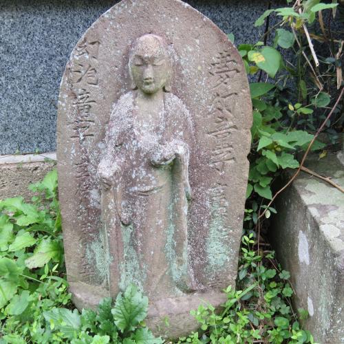 幼児の墓石-26