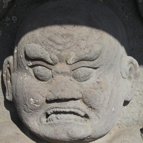 石造仁王-5