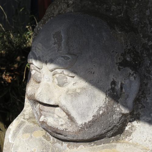 石造仁王-8