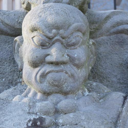 石造仁王-26