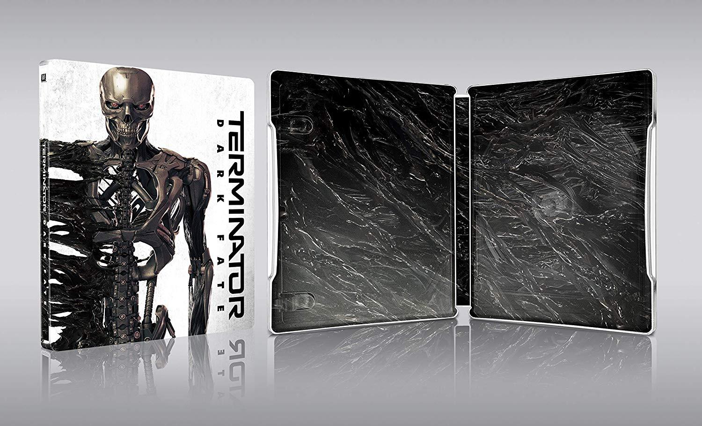 ターミネーター:ニュー・フェイト スチールブック Terminator: Dark Fate steelbook