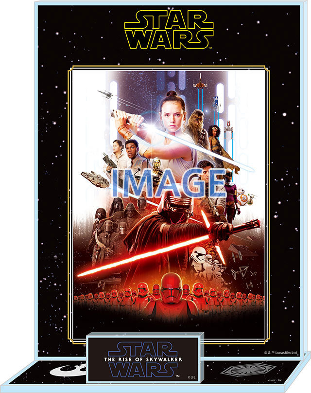 スター・ウォーズ/スカイウォーカーの夜明け スチールブック Star Wars: The Rise Of Skywalker steelbook