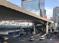 20202月3日渋谷交差点近日中に繋がります。