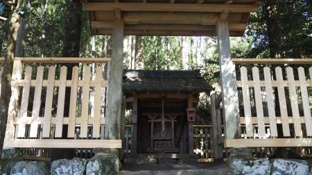 ぴーきち&ダイナ 美山 かやぶきの里ツーリング 鎌倉神社