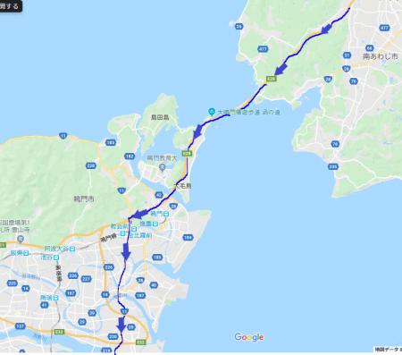 淡路~徳島ルート