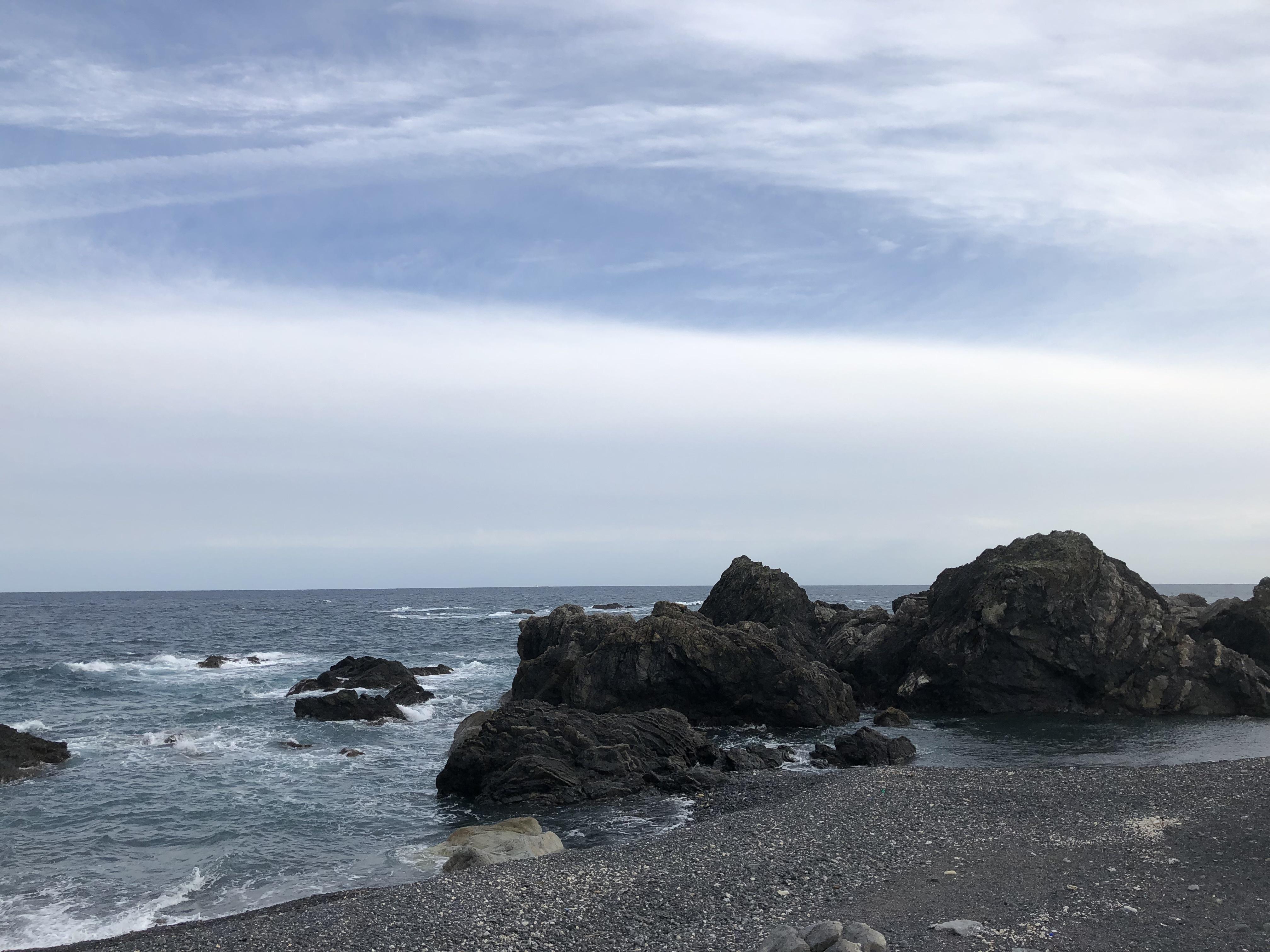 ぴーきち&ダイナ ハーレーで行く 室戸岬 ツーリング 先端 先端 絶景