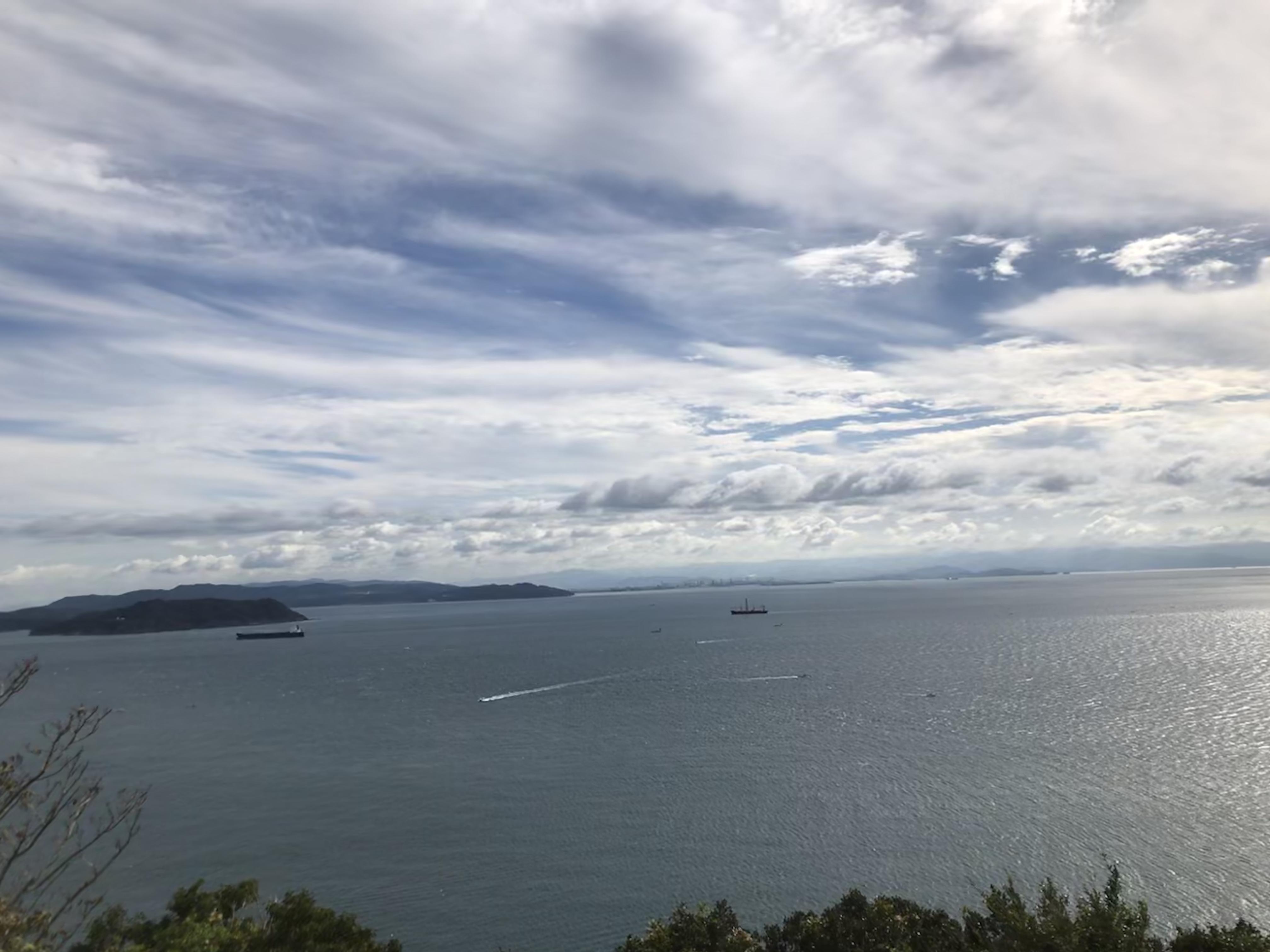 ぴーきち&ダイナ ハーレーで行く 室戸岬 ツーリング 淡路島 生石公園 展望台 絶景