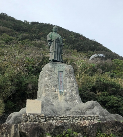 ぴーきち&ダイナ ハーレーで行く 室戸岬 ツーリング 中岡慎太郎