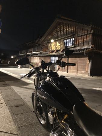 ぴーきち&ダイナ ハーレーで行く 伊勢志摩ツーリング 赤福本店