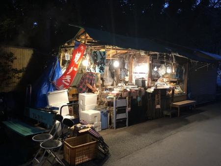ぴーきち&ダイナ ハーレーで行く 伊勢志摩ツーリング おかげ横丁 カキの美味しい店
