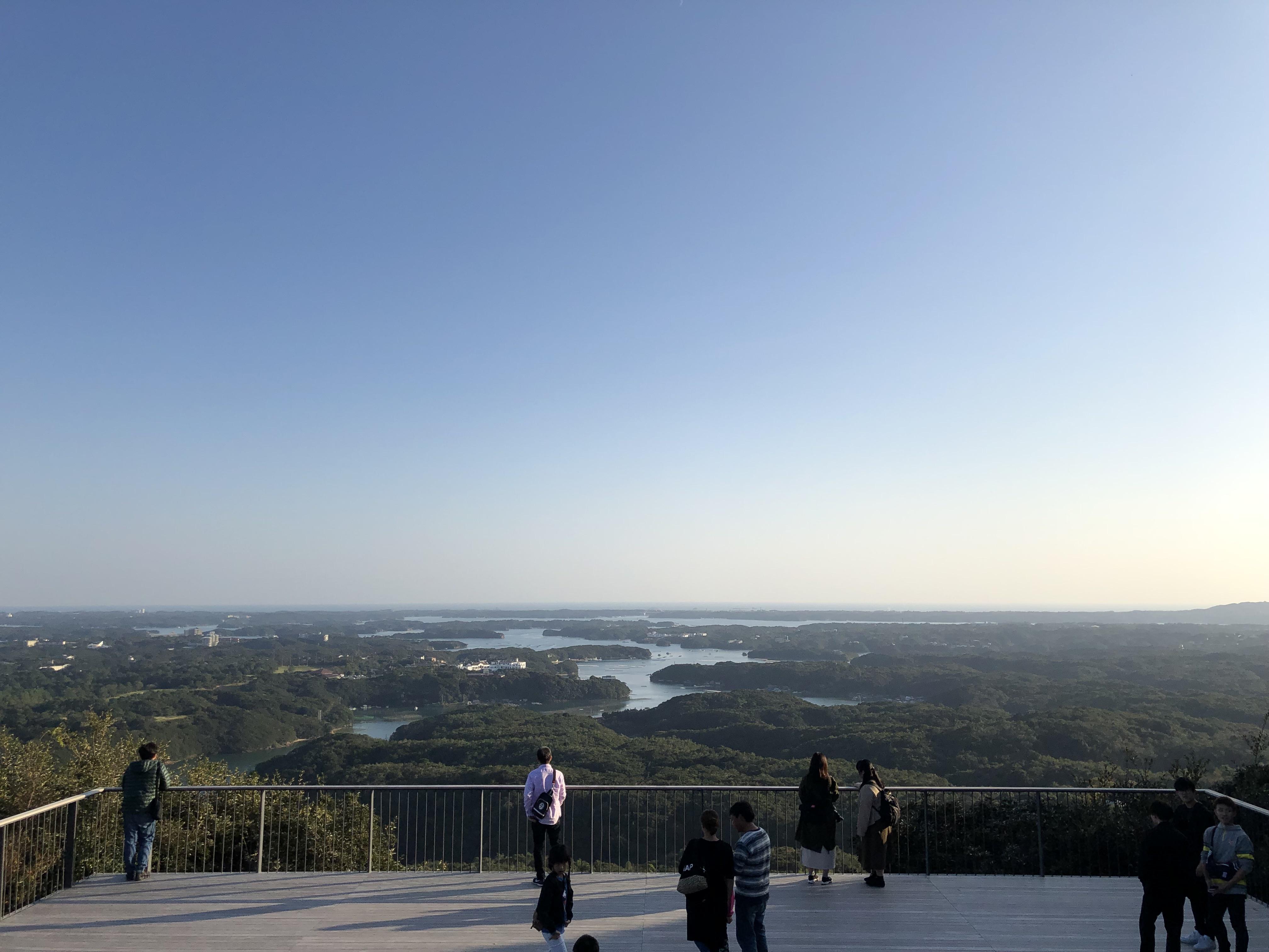 ぴーきち&ダイナ ハーレーで行く 伊勢志摩ツーリング 横山展望台からの絶景