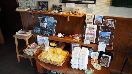 ぴーきち&ダイナ 美山 かやぶきの里ツーリング cafe美卵 雑貨