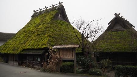ぴーきち&ダイナ 美山 かやぶきの里ツーリング 美山民俗資料館